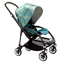 Buy Bugaboo Bee 3 Van Gogh Pushchair Package Online at johnlewis.com