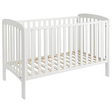 Buy John Lewis Anna Cotbed, White Online at johnlewis.com