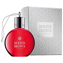 Buy Molton Brown Festive Frankincense & Allspice Bauble, 75ml Online at johnlewis.com
