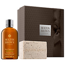 Buy Molton Brown Re-Charge Black Pepper Essentials Gift Set Online at johnlewis.com