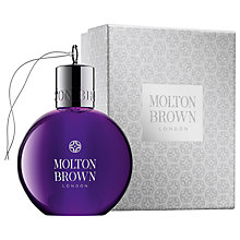 Buy Molton Brown Ylang Ylang Festive Bauble, 75ml Online at johnlewis.com