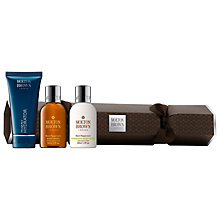 Buy Molton Brown Re-Charge Black Pepper Cracker Gift Set Online at johnlewis.com