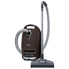 Buy Miele C3 Total Solution Allergy PowerLine New Cylinder Vacuum Cleaner, Brown Online at johnlewis.com