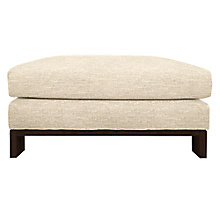 Buy John Lewis Odyssey Rectangular Footstool Online at johnlewis.com