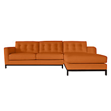 Buy John Lewis Odyssey RHF Chaise End Sofa Online at johnlewis.com
