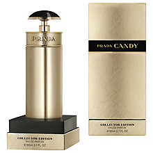 Buy Prada Candy Collector Edition Eau de Parfum, 80ml Online at johnlewis.com