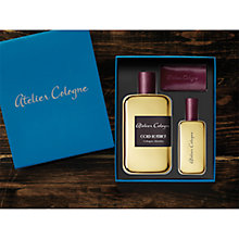Buy Atelier Cologne Gold Leather Cologne Absolue Gift Set Online at johnlewis.com