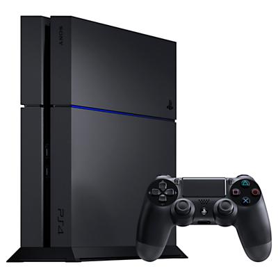 Sony PlayStation 4 Console, 500GB