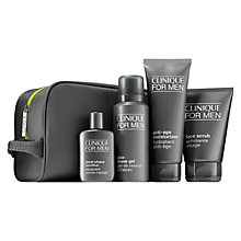 Buy Clinique 'Great Skin For Him' Skincare Gift  Set Online at johnlewis.com