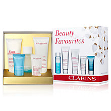 Buy Clarins Beauty Favourites Collection Online at johnlewis.com