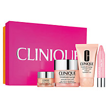 Buy Clinique Moisture Favourites Skincare Gift Set Online at johnlewis.com