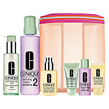 Buy Clinique Great Skin Everywhere Gift Set Online at johnlewis.com