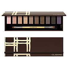 Buy Clarins Essentials Eye Makeup Palette Online at johnlewis.com