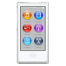 Buy Apple iPod nano, 16GB Online at johnlewis.com
