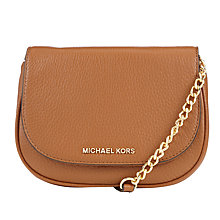 Buy MICHAEL Michael Kors Bedford Small Across Body Bag Online at johnlewis.com