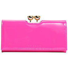 Buy Ted Baker Kassady Crystal Bobble Leather Matinee Purse Online at johnlewis.com