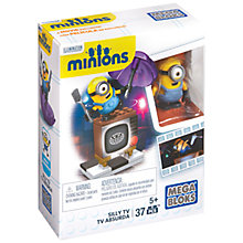 Buy Minions Mega Bloks Construction Set, Assorted Online at johnlewis.com