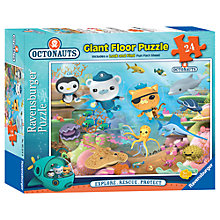 Buy Ravensburger Octonauts Giant Floor Puzzle Online at johnlewis.com