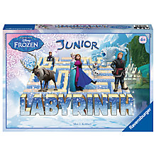 Buy Disney Frozen Labyrinth Junior Game Online at johnlewis.com