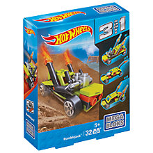 Buy Mega Bloks Hot Wheels 3 in 1 Vehicle, Assorted Online at johnlewis.com
