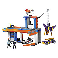 Buy Mega Bloks Hot Wheels Break-Out Station Online at johnlewis.com