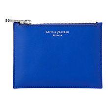 Buy Aspinal of London Essential Pouch Small Coin Leather Purse Online at johnlewis.com
