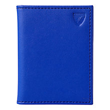 Buy Aspinal of London Leather ID & Travel Card Case Online at johnlewis.com