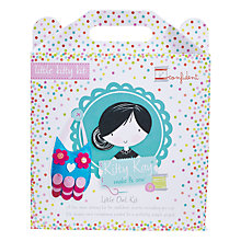 Buy Kitty Kay Owl Kit, Blue/Pink Online at johnlewis.com