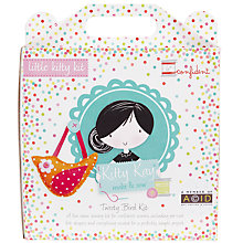 Buy Kitty Kay Tweety Bird Craft Kit, Orange Multi Online at johnlewis.com