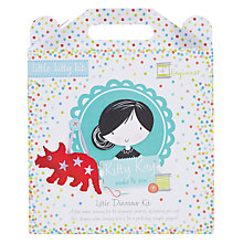 Buy Kitty Kay Dinosaur Kit, Red Online at johnlewis.com