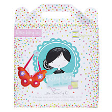 Buy Kitty Kay Butterfly Kit, Orange Online at johnlewis.com