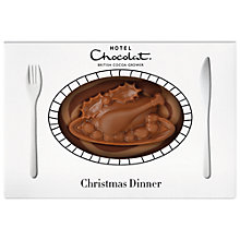Buy Hotel Chocolat Christmas Dinner Slab Online at johnlewis.com