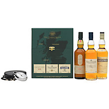 Buy Talisker Strong Malts Set Online at johnlewis.com