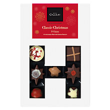 Buy Hotel Chocolat Classic Christmas H-Box Online at johnlewis.com