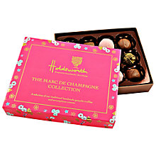 Buy Holdsworth, Marc de Champagne Chocolate Truffles Collection, 160g Online at johnlewis.com