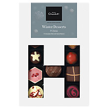 Buy Hotel Chocolat Winter Dessert H-Box Online at johnlewis.com