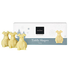 Buy Hotel Chocolat Tiddly Reindeer White Chocolate Online at johnlewis.com