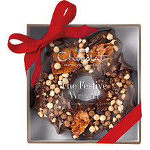 Buy Hotel Chocolat The Festive Wreath Online at johnlewis.com