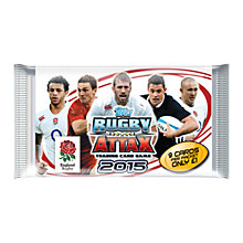 Buy Match Attax England Rugby Trading Card Game 2015, Assorted Online at johnlewis.com