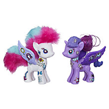Buy My Little Pony Rarity & Princess Luna Deluxe Style Kit Online at johnlewis.com