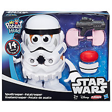 Buy Disney PlaySkool Star Wars Mr. Potato Head Spudtrooper Online at johnlewis.com