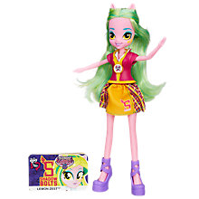 Buy My Little Pony Equestria Girls: Friendship Games, Lemon Zest Doll Online at johnlewis.com