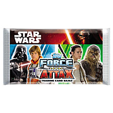 Buy Journey To Star Wars: The Force Awakens Trading Cards, Assorted Online at johnlewis.com