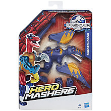 Buy Jurassic World Hero Mashers Figure, Dimorphodon Online at johnlewis.com