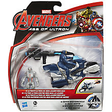Buy The Avengers Ultimate Ultron Vs Iron Leader Iron Man Set Online at johnlewis.com