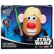 Buy Star Wars Luke Frywalker Mr. Potato Head Figure Online at johnlewis.com