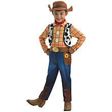 Buy Toy Story Deluxe Woody Dress-Up Costume Online at johnlewis.com