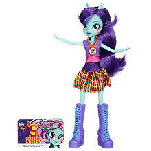 Buy My Little Pony Equestria Girls: Friendship Games, Sunny Flare Doll Online at johnlewis.com