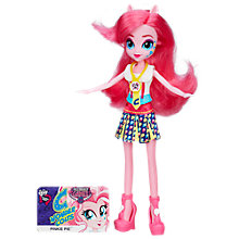 Buy My Little Pony Equestria Girls: Friendship Games, Pinkie Pie Doll Online at johnlewis.com