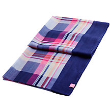 Buy Joules Julianne Scarf, Multi Check Online at johnlewis.com